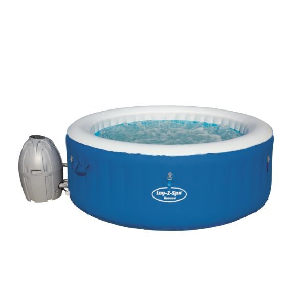 Bestway Lay-Z-spa Havana blue productfoto