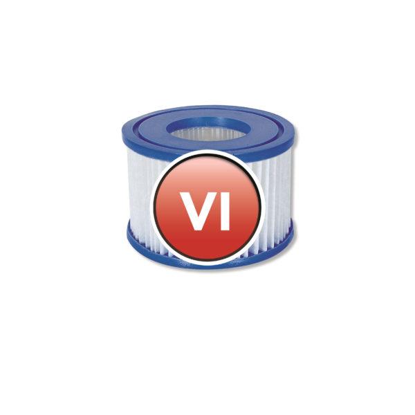 Bestway Lay-Z-spa cartridgefilter (VI) voor Lay-Z-spa opblaasbarejacuzzi-shop.nl